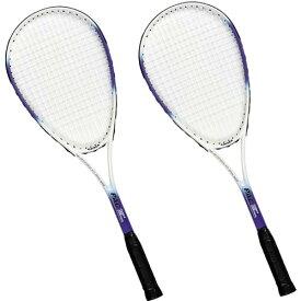 カワセ KAWASE カイザー Kaiser 張り上げ済 軟式テニスラケット 2本セット KW-926-2