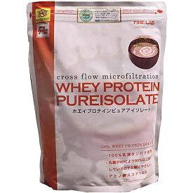 ファインラボ ホエイプロテイン ピュアアイソレート 1kg ミルクココア