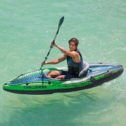 INTEXインテックスチャレンジャーK1カヤックレジャーボート274cm×76cm×33cm68305