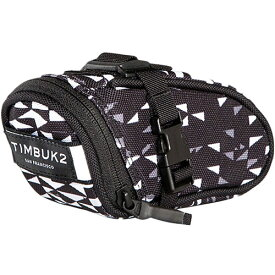 TIMBUK2 ティンバック2 バイシクルシートパックプリント Bicycle Seat Pack Print Shattered Triangles Sサイズ 156321097