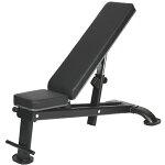 リーディングエッジインクラインフラットベンチ高強度ダンベルトレーニングベンチインクラインベンチLE-B90