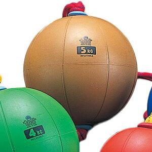 NISHI ニシスポーツ スウィングメディシンボール ゴム製 5kg T5915