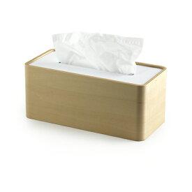 【ティッシュボックス】レムノス ストック ティッシュボックス(ホワイト) Da-05 WH【大容量 レムノス stock tissuebox 森豊史】【新築お祝い】