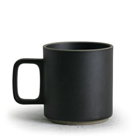 【波佐見焼 半磁器】ハサミポーセリン マグカップ HPB020(size:M ブラック)【食器 シンプル HASAMIPORCELAIN MugCup ブラック 洋食器 ギフト 長崎県】