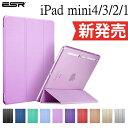 iPad mini4/3/2/1 ESR イッピーカラープラス iPad mini4 ケース/iPad mini ケース/iPad mini2 ケース/iPad...
