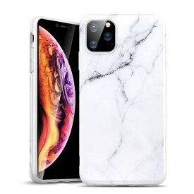 \薄型 カワイイ おしゃれ 人気♪/【2019 iPhone11】iPhone 11 Pro Max ケース 6.5インチ/iPhone 11 ケース 6.1インチ【マーブル模様(白大理石)】スマホケース アイホン11 Pro Max カバー アイホン11 カバー 5.8インチ