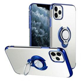 iphone11 ケース リングケース/【2019 iPhone11】iPhone 11 Pro Max ケース 6.5インチ/iPhone 11 ケース 6.1インチ【可愛い おしゃれ かわいい シリコンケース シンプル クリア 透明】スマホケース アイホン11 Pro Max カバー アイホン11 カバー 5.8インチ