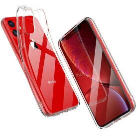 【2019 iPhone11 ケース】\極薄 軽量 透明 ソフト TPU クリア/iPhone 11 Pro Max ケース 6.5インチ/iPhone 11 ケース 6.1インチ【シリコンケース シンプル クリア 透明】スマホケース アイホン11 Pro Max カバー アイホン11 カバー 5.8インチ