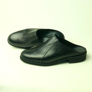【本革メンズサボ】送料無料ビジネススリッパビジネスシューズオフィスサンダル本革スリッパ革靴紳士靴メンズサンダル足ムレ防止スリッポンビジネスサボサンダルクールビズ脚長靴メンズシューズベラージオブラックブラウン日本製