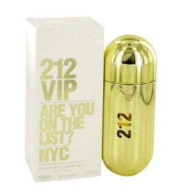 香水 レディース キャロライナヘレラ VIP 212 オーデパルファム EDP 80ml CAROLINA HERRERA VIP 212 フレグランス ギフト あす楽