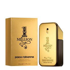 香水 メンズ パコ ラバンヌ ワンミリオン EDT 50ml PACO RABANNE 1 MILLION
