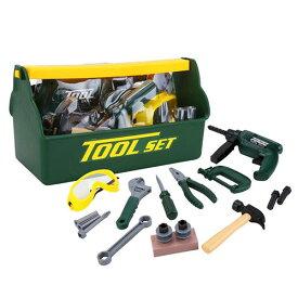 ラッピング無料! リアルな工具セットDIYごっこ Carpenter Tool Set 玩具 プレゼント