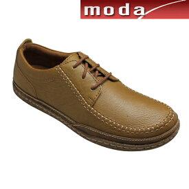 クラークス カジュアルシューズ Trapell Aporon トラペルエプロン 818E タン 26128155 clarks メンズ 靴