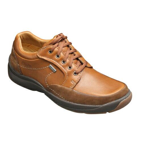 【Clarks(クラークス)】ACTIVE AIR&GORE-TEX搭載の全天候型ウォーキングシューズ!STREAM JET GTX(ストリームジェットGTX)・714C(ブラウン)20347954/メンズ 靴