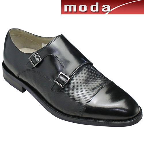 クラークス/スウィンレーモンク・603E(ブラック)26119787/Cushion Plusで快適な履き心地/メンズ 靴
