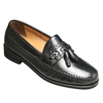 [MODELLO VITA] wide (3E) business & casual shoes tassel, VT5531( black)