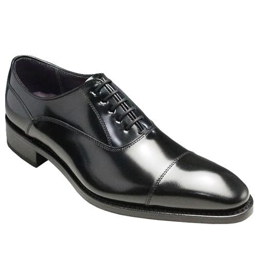 リーガル/ロングノーズ・脚長美脚のドレスシューズ(ストレートチップ)・25AR(ブラック)/メンズ 靴