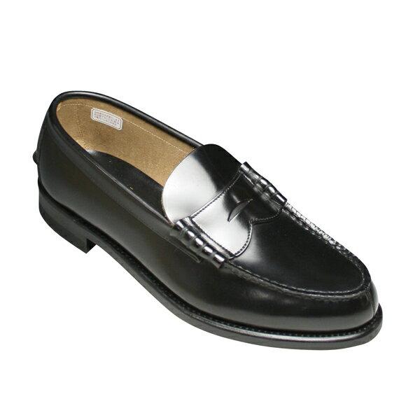 【REGAL(リーガル)】 2177 ビジネスシューズ ローファー (ブラック)/メンズ 靴