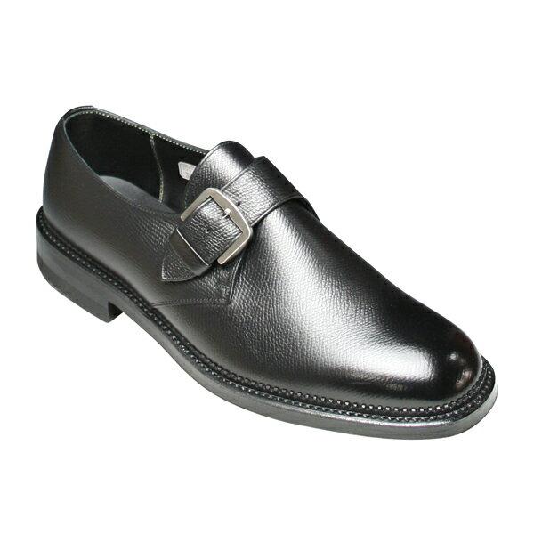 【REGAL(リーガル)】 ビジネスシューズ ・サイドモンク 2321(ブラック/ブラウン)/メンズ 靴