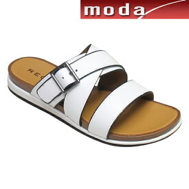 リーガル カジュアル サンダル 64PR ホワイト REGAL メンズ 靴