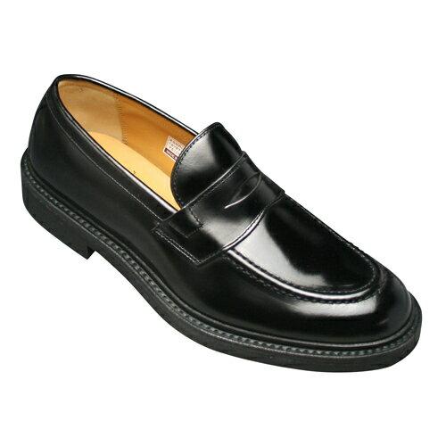 【REGAL (リーガル )】ビジネスシューズウォーキングの人気定番商品!JU11(ローファー)・ブラック/メンズ 靴