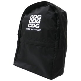 613b5ae52583 CDG シーディージー BACK PACK バックパック BLACK 276000297011 【新品】 コムデギャルソン COMME des  GARCONS