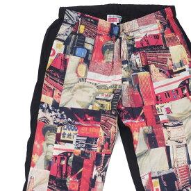 [新春恒例!赤字覚悟の大決算セール!1/15(水) 20:00より販売開始!] シュプリーム SUPREME x COMME des GARCONS SHIRT コムデギャルソン シャツ Patchwork Skate Pant パンツ MULTICOLOR 249000624049+【新品】