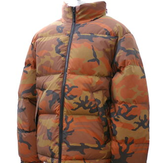 73af382e1322 シュプリーム SUPREME 18FW Reflective Camo Down Jacket down jacket ORANGE CAMO  orange duck men 2018FW 226000209030