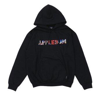 """アップルバムAPPLEBUM&essenseexclusive""""Masterpiece""""SweatparkaプルオーバーパーカーBLACKブラック黒メンズ850004025031"""