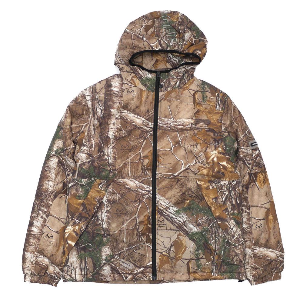 ステューシー STUSSY Realtree Insulated Jacket リアルツリーカモ ジャケット REALTREE CAMO メンズ 420000262049