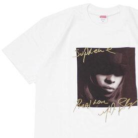 新品 シュプリーム SUPREME 19FW Mary J. Blige Tee メアリー・J・ブライジ Tシャツ WHITE ホワイト 白 メンズ 2019FW 新作