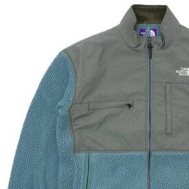 新品 ザ・ノースフェイス パープルレーベル THE NORTH FACE PURPLE LABEL Field Denali Jacket デナリ ジャケット TG TEAL GREEN メンズ 新作 NA2851N