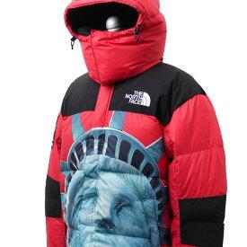新品 シュプリーム SUPREME x ザ ノースフェイス THE NORTH FACE 19FW Statue of Liberty Baltoro Jacket バルトロ ダウン ジャケット RED レッド 赤 メンズ 2019FW 19AW 2019AW 新作