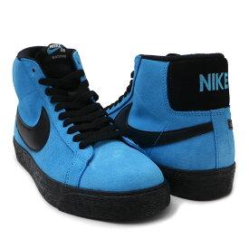 新品 ナイキ NIKE SB ZOOM BLAZER MID ズーム ブレザー ミッド BALTIC BLUE/BLACK-BALTIC BLUE 864349-400 メンズ