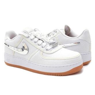 promo code 5bb0b eca46 NIKE (Nike) AIR FORCE 1 LOW TRAVIS SCOTT (air force 1) WHITE WHITE-WHITE  AQ4211-100 291-002357-280