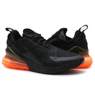 size 40 22cc8 a7eba NIKE (Nike) AIR MAX 270 (Air Max) BLACKBLACK-TOTAL ORANGE AH8050-008  420-000137-301