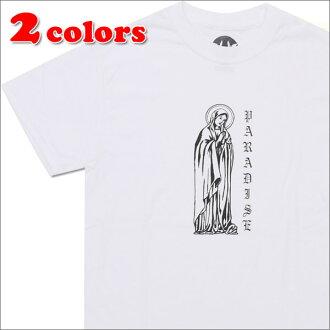 天堂 (天堂) 圣母玛利亚不锈钢三通 (T 恤) 200-006853-040