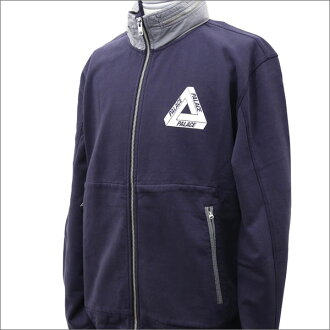 Palace Skateboards (palace skateboarding) Funnel With Shell Hood (jacket) BLACK/GREY SHELL 420-000015-041