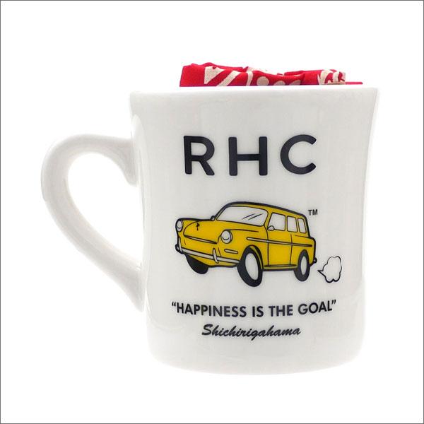 Ron Herman(ロンハーマン) MUG&BANDANA SET (マグカップ&バンダナ セット) MULTI 290-004588-018+【新品】