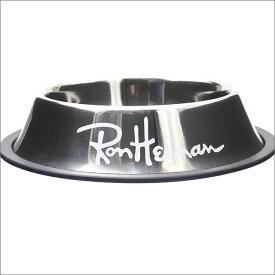 ロンハーマン Ron Herman DOG BOWL M ドッグボウル SILVERxWHITE 290004596042x【新品】