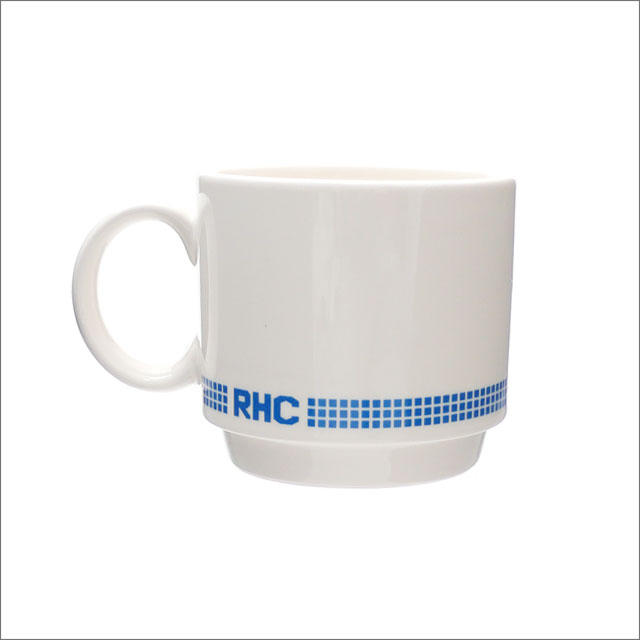 ロンハーマン RHC Ron Herman LIMITED STACK MUG マグカップ WHITE 290004687010+【新品】