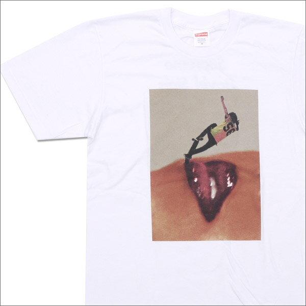 SUPREME(シュプリーム) x David Sims(デヴィッド・シムズ) David Sims Tee(Tシャツ) WHITE 200-006850-040