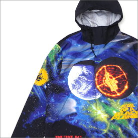 シュプリーム SUPREME x UNDERCOVER アンダーカバー x Public Enemy Taped Seam Parka ジャケット MULTI 230001076039+【新品】