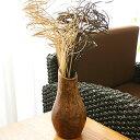 テラコッタ フラワーベース アンティークブラウン B 【 アンティーク 花瓶 大きい フラワーベース テラコッタ おしゃ…