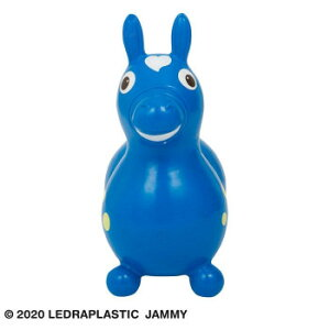 Rody(ロディ) 乗用玩具 本体 茶目 ブルー メーカー直送のため配送日時指定・同梱・代引不可※前払い決済は、支払い後の注文確定となります。