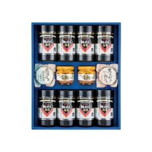 やま磯 海苔ギフト 味海苔・瓶詰め詰合せ 大磯-50B メーカー直送のため配送日時指定・同梱・代引不可※前払い決済は、支払い後の注文確定となります。