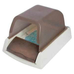 におい 掃除 処理 PetSafe Japan ペットセーフ スクープフリー ウルトラ 自動ねこトイレ PAL18-14280 乾燥 シリカゲル 砂 本体 楽メーカー直送のため配送日時指定・同梱・代引不可※前払い決済