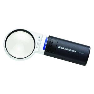 エッシェンバッハ LEDワイドライトルーペ (4倍) 丸型 1511-41 メーカー直送のため配送日時指定・同梱・代引不可※前払い決済は、支払い後の注文確定となります。
