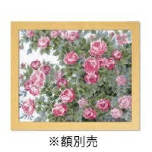中級 クロスステッチ 上級 オリムパス オノエ・メグミ ししゅうキット 愛すべき花たち オールドローズ 7450 ピンク 刺しゅう インテリア 花柄 ハンドメイドメーカー直送のため配送日
