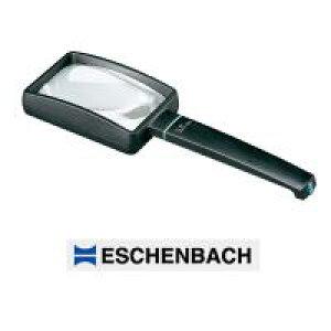 2655750 エッシェンバッハ ブラックルーペ3.5倍角型 メーカー直送のため配送日時指定・同梱・代引不可※前払い決済は、支払い後の注文確定となります。